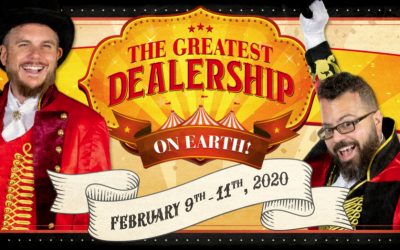 Live From The Big Top—Everything You Missed At The Greatest Dealership On Earth Mastermind Meeting